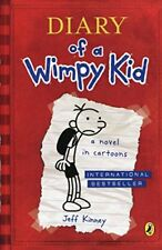 Diary of a Wimpy Kid (Book 1)-Jeff Kinney