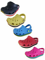 Crocs Kids Retro Clog Slip On Shoes