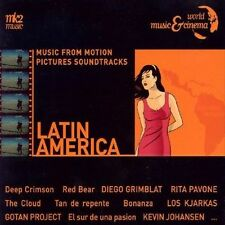 VARIOUS ARTISTS - MUSIQUE & CINEMA DU MONDE: AMERIQUE LATINE (ARGENTINA, MEXICO)