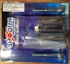 Shogun Chrome No Cut Frame Slider Kit for HONDA 00-03 CBR 929RR 954RR 850-3500C