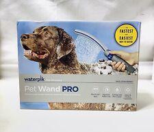 Waterpik Pet Wand Pro Ppr-252 Professional Grade Dog Bathing Wand ~ Brand New