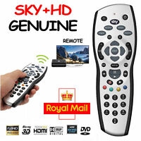 UK The Official BRAND NEW SKY + PLUS HD BOX REMOTE CONTROL 2018 REV 9f Home