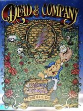 Dead And Company Poster 2019 Wrigley Field Chicago DuBois Masthay
