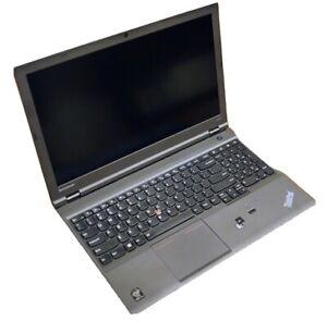 Lenovo W541 i7 4940xm 32g  K2100 SSD1T K2100  Win10 Pro OFFICE2019