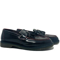 DR. MARTENS DOC Men's US 13 EUR 47 Airwair Adrian Leather Loafers Distressed