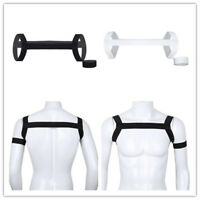 Sexy Men's High Elastic Body Chest Straps Harness Bandage Clubwear Gay Costume