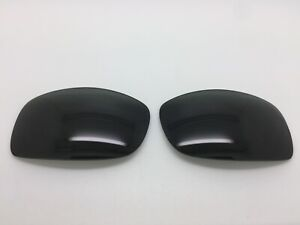 Smith Spoiler Aftermarket Sunglass Replacement Lenses Black Polarized New!