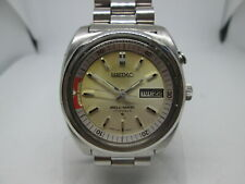 VINTAGE SEIKO BELLMATIC 4006-6030 DAYDATE STAINLESS STEEL AUTOMATIC MENS WATCH