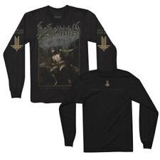 Authentic BEHEMOTH ILYAYD Cover Long Sleeve T-Shirt S-2XL NEW