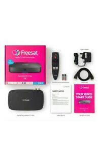 Freesat UHD-4X Smart 4K Ultra HD Digital Satellite TV Recorder - 1TB *BRAND NEW*