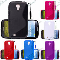 COQUE ETUI HOUSSES TPU S SILICONE GEL S-LINE FILMS SAMSUNG GALAXX S4 ACTIVE