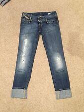 Diesel Jeans size 26, low rise flattering fit