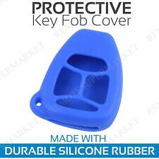 Remote Key Fob Cover Case Shell for 2005 2006 2007 Jeep Grand Cherokee Blue