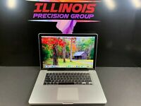 APPLE MACBOOK PRO 15 * 8GB RAM 1TB * 3 YEAR WARRANTY * INTEL PRE-RETINA