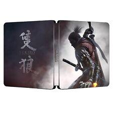 Sekiro Steelbook - Neu in Folie - Custom - Ohne Spiel
