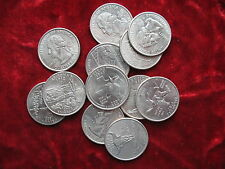 "CHOOSE YOUR STATES Lot of 12 ""D"" Mintmarked Different State Quarters, Nice!"