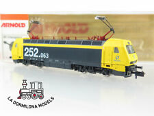 Dv622 n scale-Arnold 2343 electric locomotive 252 063-3 taxi renfe-ovp