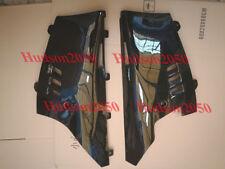 Left Right Lower Belly Fairing For SUZUKI RG500 RG 500 400 Gamma 1984-1987 Black