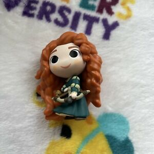 X Funko Pop Mystery Mini Princess Merida From Brave Figure Toy Disney Rare 2021