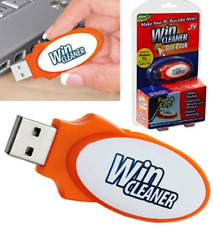 Win Cleaner One Click USB PC Computer Clean Repair Protect Works with Windows 10