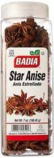 Badia Star Anise 7 Oz Anis Estrellado FREE SHIPPING