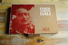 Jeux de cartes à jouer POKER TAROT DALI Complet