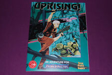 PRIME DIRECTIVE (STAR TREK) RPG JDR Jeu de Role - Uprising !