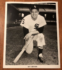 Vintage Chicago White Sox Original Photo Team Issued 1961 Roy Sievers