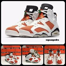 "NIKE AIR JORDAN 6 RETRO UK 12/ EUR47.5GATORADE""LIKE MIKE""[384664 145] AUTHENTIC"