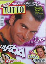 TUTTO 2 1999 Litfiba Fabrizio De Andre Cher Sottotono Honeyz Zucchero Brad Pitt
