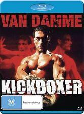 Kickboxer - Tony Chan NEW B Region Blu Ray