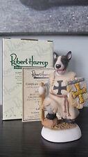 "BNIB Robert Harrop "" GRAND LITTLE MASTER - BULL TERRIER "" Limited Edition Fig."