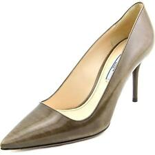 Patent Leather Medium (B, M) PRADA Heels for Women