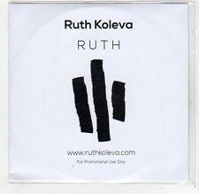 (FC700) Ruth Koleva, Turn This Around - DJ CD