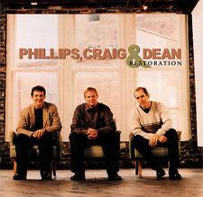 Phillips, Craig & Dean - Restoration CD 1999 Sparrow [SPD 1719]