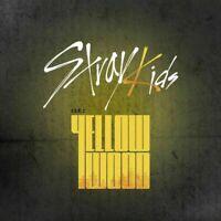 STRAY KIDS - Clé 2:Yellow Wood CD(random)+Photobook+Photocards+Poster