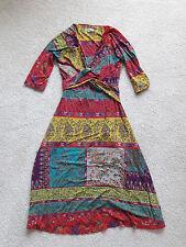 Sehr schönes Kleid von Etro in Wickeloptik, Gr. 36