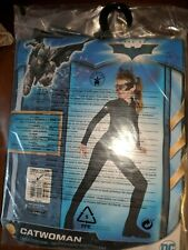 BN CHILD'S CATWOMAN COSTUME SIZE LARGE