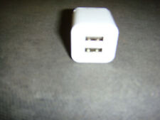 Dual Port Usb Fast Wall Ac Charger 2.1A for ipad 1.0 others Universal Adapter