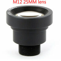 Sunvision 16mm HD m12*0.5 MTV Board Mount Pinhole Lens for 1080p//IP CCTV Camera