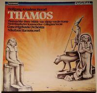 Mozart THAMOS Concertgebouw Orchestra Harnoncourt TELEFUNKEN Digital