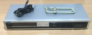 JVC T-GX2L FM MW LW Synthesizer Stereo Radio Tuner Hi-Fi Separate Made Singapore