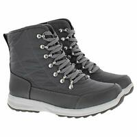 Weatherproof Katie Boots, Grey, Choose Size, Brand New!