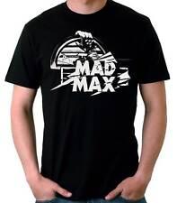 Camiseta Hombre Mad Max  Movie cult film t-shirt manga  corta