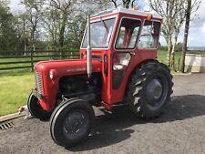 1963 Massey Ferguson 35x Tractor 3cylinder