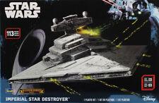 Revell 1:2700 Star War Imperial Star Destroyer Plastic Kit #6459