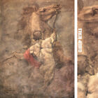 "35W""x46H"" SPIRIT I by JOHN PARRISH - ROMAN EMPIRE STALLION MARE HORSE CANVAS"
