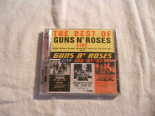 "Guns n' Roses ""Live Era '87-'93"" 2cd 1999 Geffen Records New Sealed"