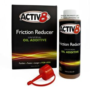 ACTIV8 Oil Additive - For all FORD classics - engine / gearbox / differential