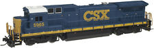 Atlas 40000502, N Scale, GE Dash 8-40B, DCC Equipped, CSX #5970